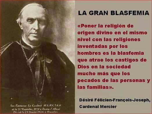 Gran blasfemia